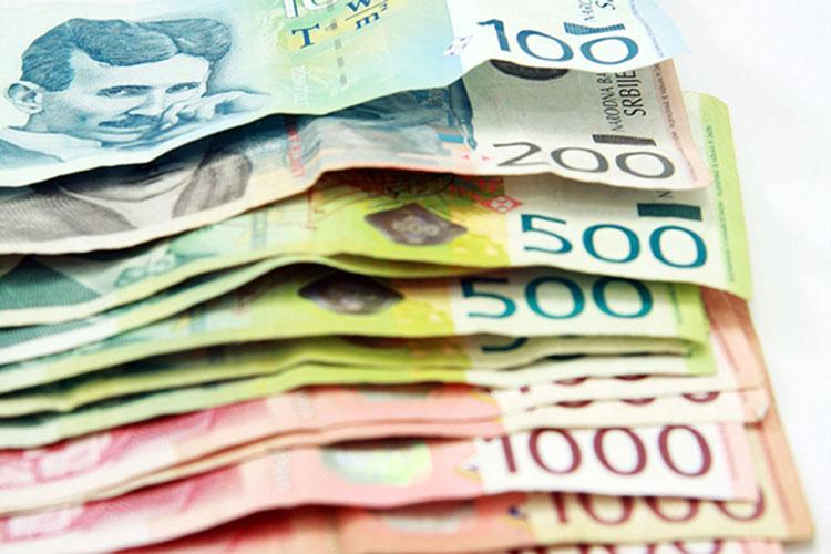 Isplata gotovine u VIP menjacincama